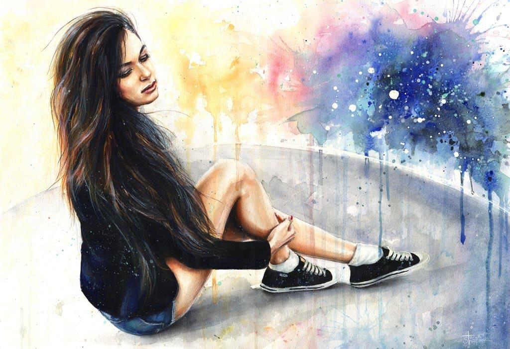 Картинки для девушек на аву в ВК
