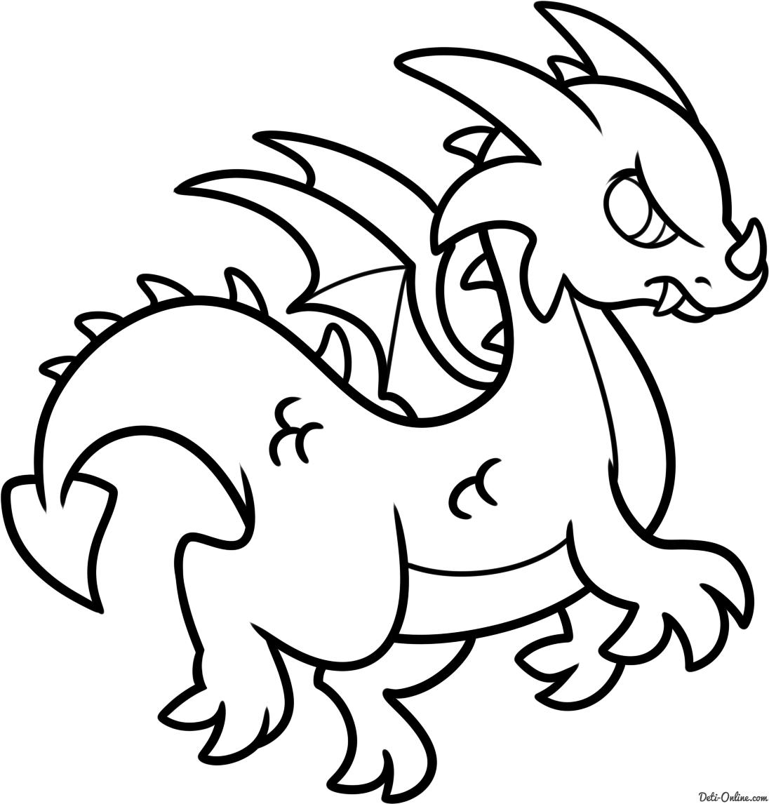 техника мультяшные драконы картинки для рисования все это