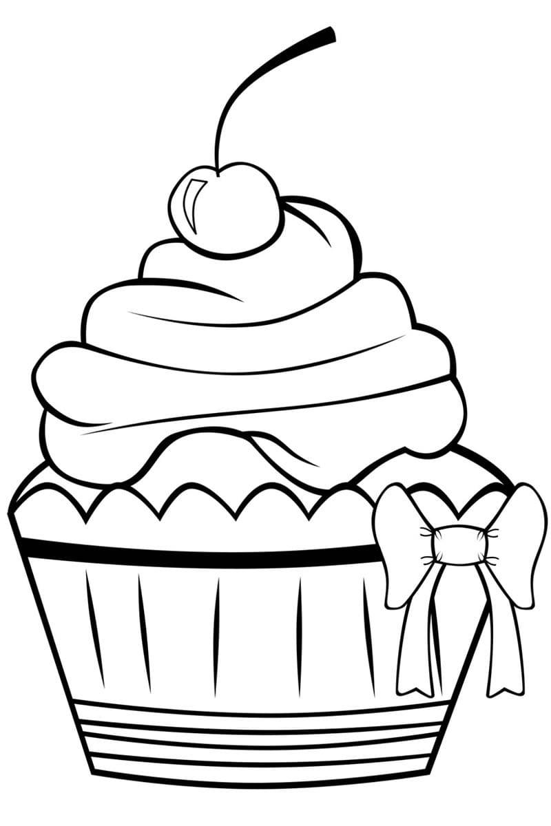 десерт черно белая картинка любви