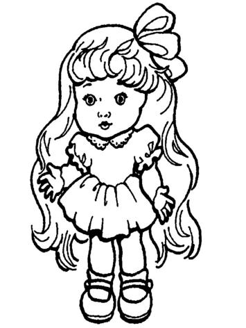 Картинки для срисовки карандашом для девочек